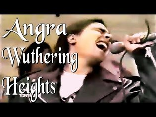 Angra - Wuthering Heights (Music Video with lyrics)