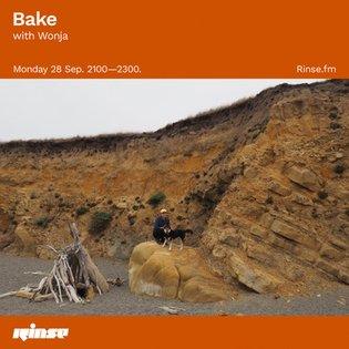 Bake with Wonja - 28 September 2020 by Rinse FM