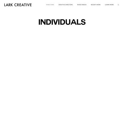 Individuals - Lark Creative