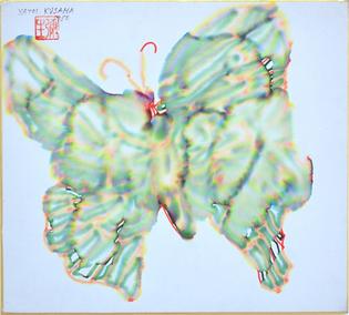 Yayoi Kusama, Butterfly 1980