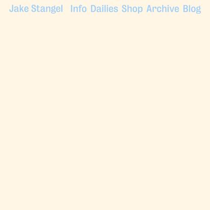 Home — Jake Stangel