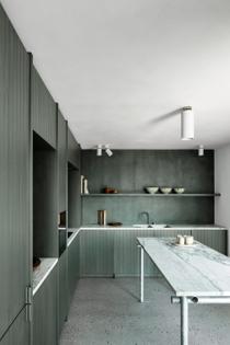 Apartment in Belgium (designed by Carmine Van Der Linden and Thomas Geldof)