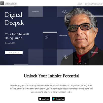 Digital Deepak | Signup