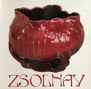 Zsolnay (German Pottery Book)