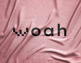 WOAH - Branding