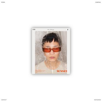Ronni Campana – Photography