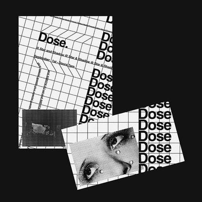 "inonica on Instagram: ""376 #repost . . . Artwork by @studio.novel . . . #inonica #graphicdesign #typography #affiche #poster..."