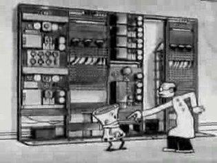 Finding His Voice - 1929 Max Fleischer cartoon