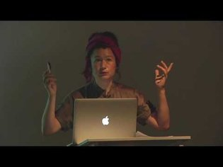 Hito Steyerl Talk: Why Games? Can People in the Art World Think?