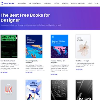 Download Free Essential eBooks for Unicorn Designers - Lapabooks