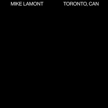 MIKE LAMONT — 2D/3D DESIGN & ART DIRECTION