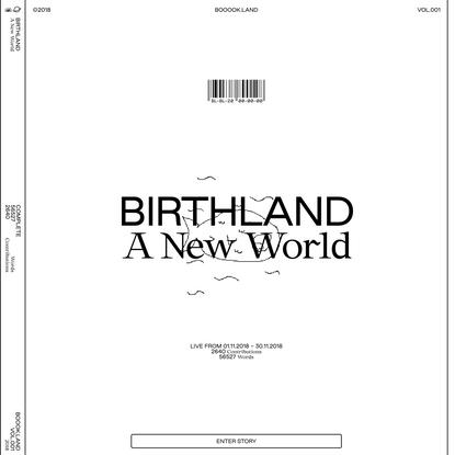 BOOOK.LAND - BIRTHLAND