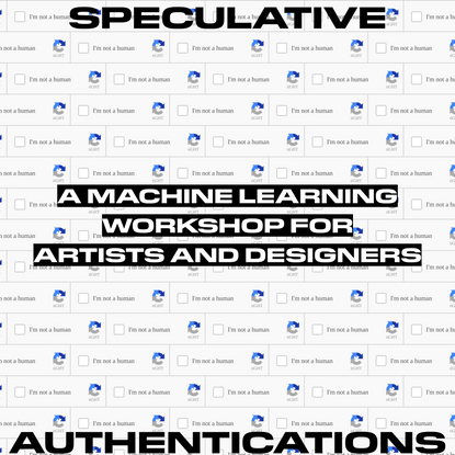 machine · learning · workshop