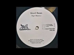Giant Swan - Architectural Hangover [MNQ122]
