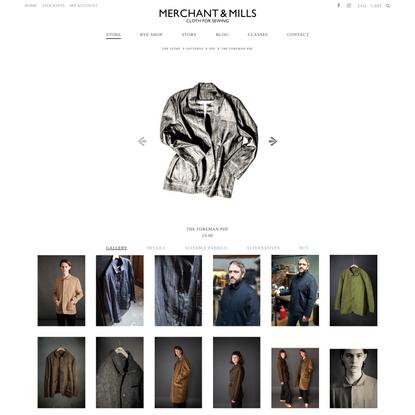 The Foreman PDF - Merchant & Mills
