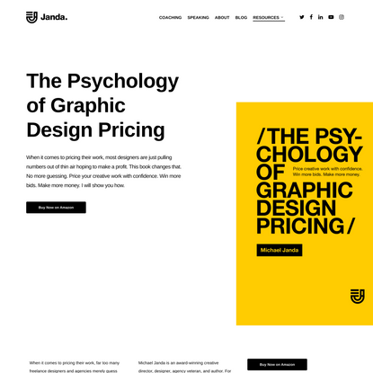 The Psychology of Graphic Design Pricing – Michael Janda