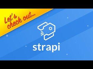 Let's Checkout... #Strapi CMS