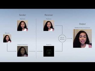 Inventing Virtual Meetings of Tomorrow with NVIDIA AI Research