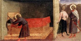 Masolino, St. Julian