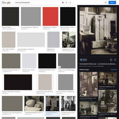 brancusi photographs - Google Search
