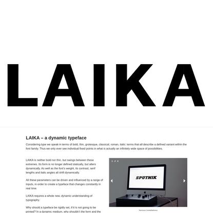 Laikafont.ch