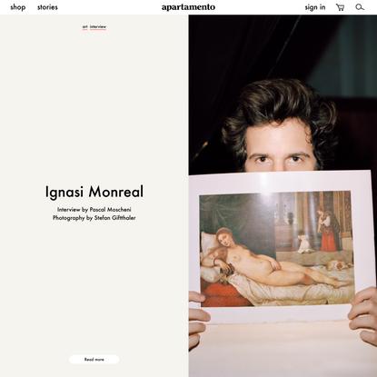 Stories — Apartamento Magazine