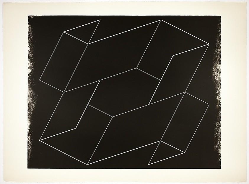 Interlinear K 50 by Josef Albers