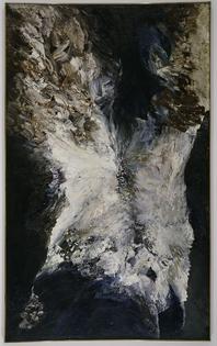 The Annunciation, Jay DeFeo (Mary Joan DeFeo), 1957/59