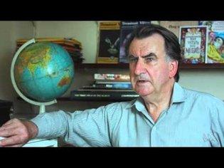 Gerald Murnane (The Writing Room)