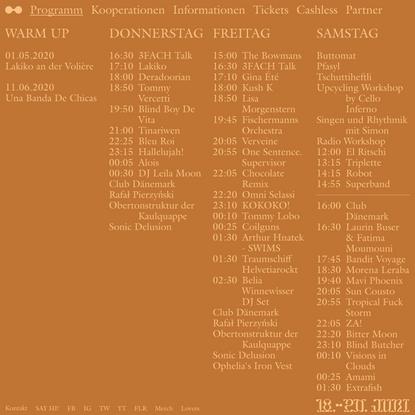 B-Sides Festival 2020
