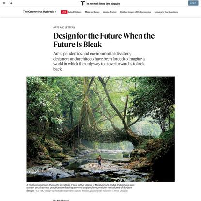 Design for the Future When the Future Is Bleak