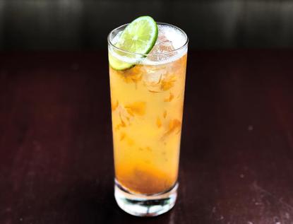 """alden & harlow's Instagram post: """"An #AHShakeUp from our @aldenharlow bar: """"Beast of Burden"""" ft. Vodka, Grapefruit, Sage, El..."""
