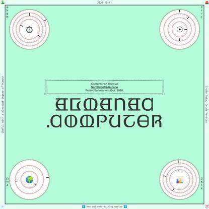 almanac.computer