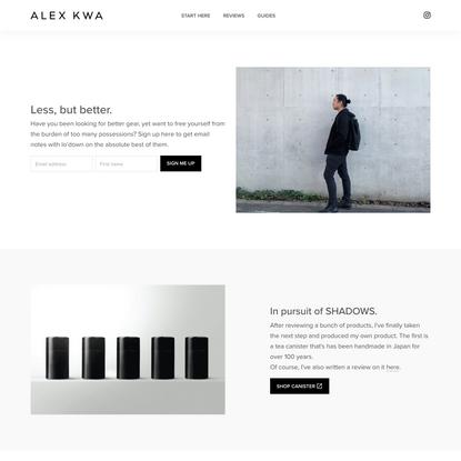 Alex Kwa