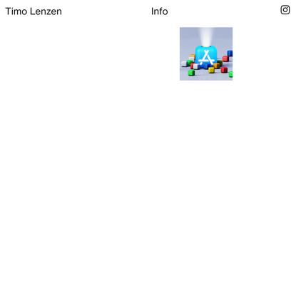 Timo Lenzen - Graphic Design
