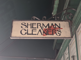 Sherman Cleaners, Oakland CA