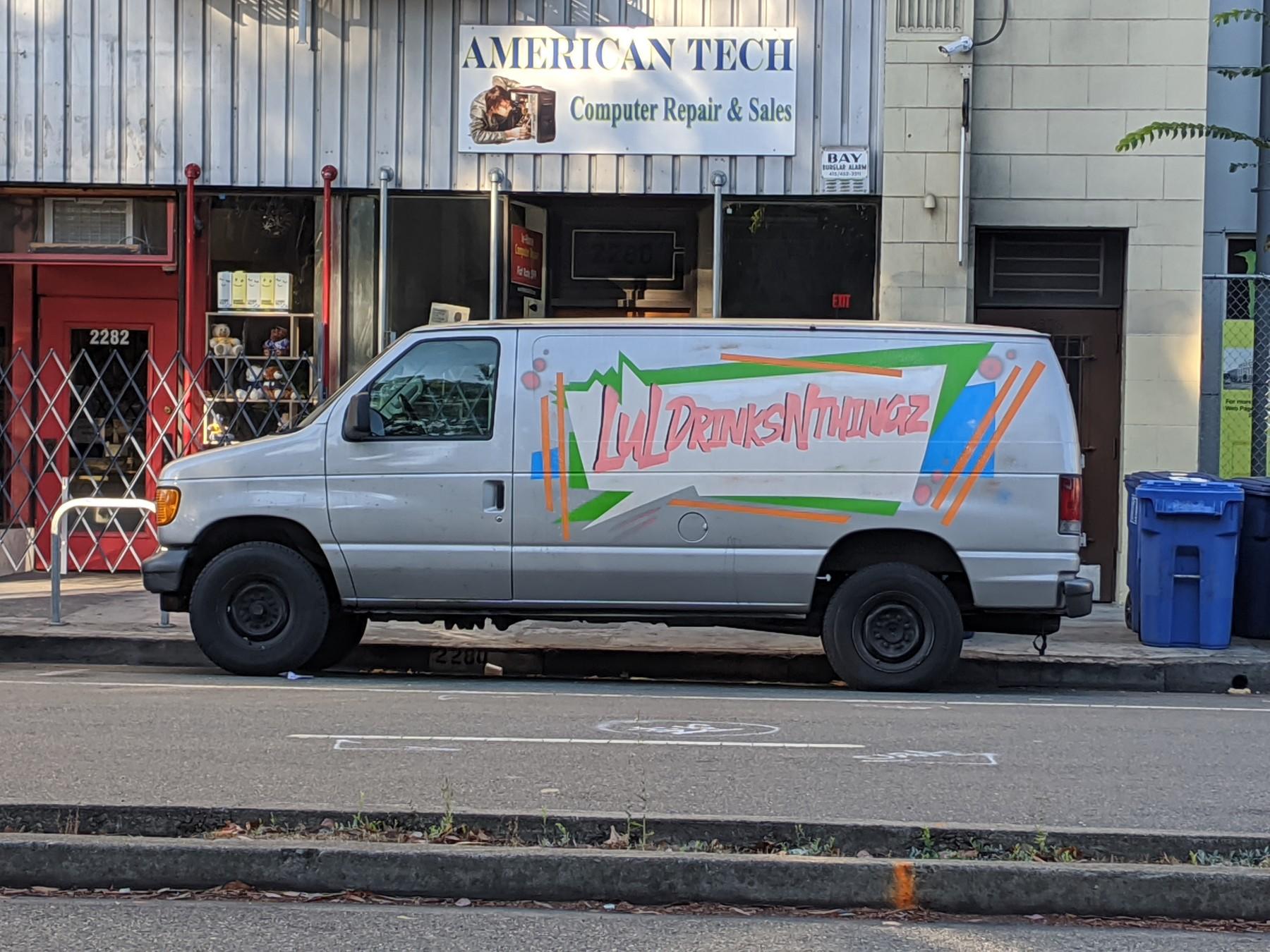 Lul Drinks N Things, Berkeley CA
