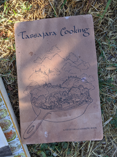Tassajara Cooking, Berkeley CA