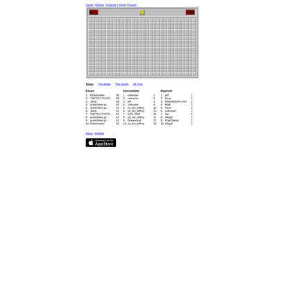Minesweeper Online - Play Free Online Minesweeper
