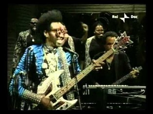 bootsy collins stretchin out live (late 80,s)