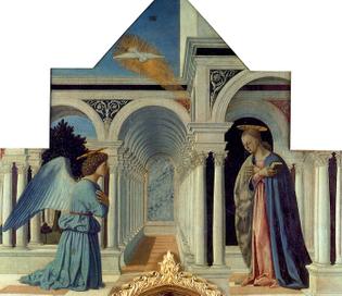 Piero della Francesca, Polyptych of St. Anthony