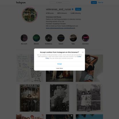 Veteranas And Rucas (@veteranas_and_rucas) is on Instagram