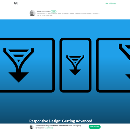 Responsive Design: Getting Advanced Filtering Right
