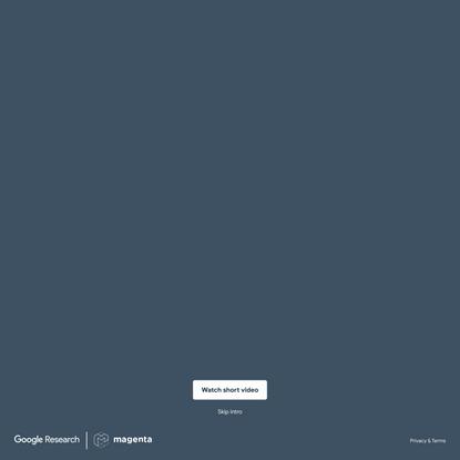 Tone Transfer — Magenta DDSP