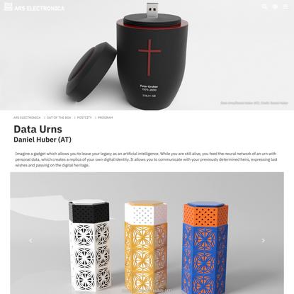 Data Urns