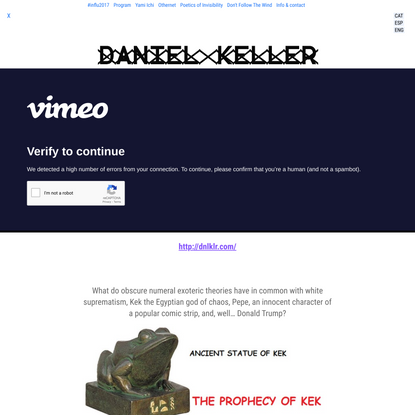 Daniel Keller