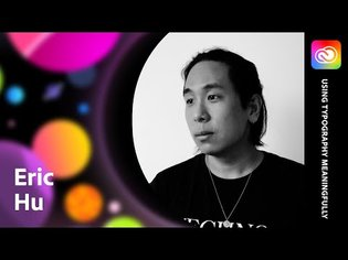 It's Nice That: Using Typography Meaningfully with Eric Hu | Adobe Live