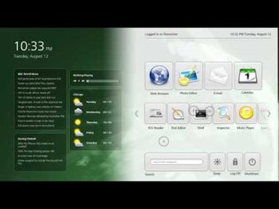 10/GUI - 10 Finger Multitouch User Interface