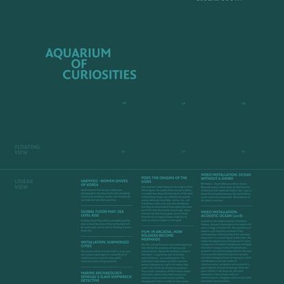 Aquarium of Curiosities | Oceanic Humanities