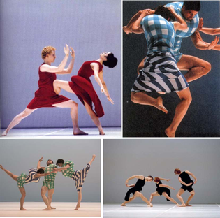 Merce Cunningham Dance Company  Scenario, 1997  Costumes by Rei Kawakubo.